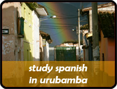 Study Spanish in Urubamba